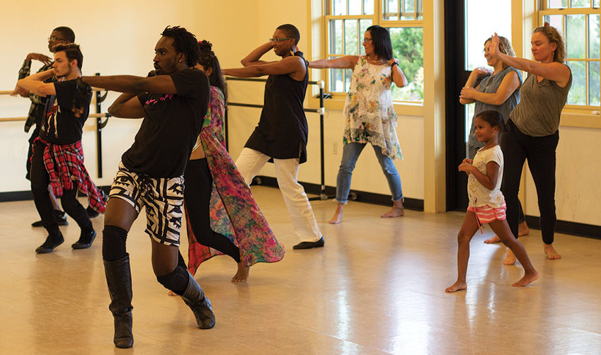 The Hetrick-Martin Institute will host the two-hour workshop on vogue dancing. The institute believes all young people, regardless of sexual orientation or identity, deserve a safe and supportive environment in which to achieve their full potential.