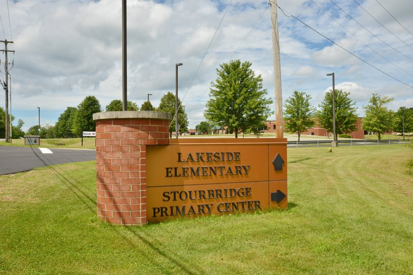 These Wayne Highlands elementary school buildings will welcome students back to school this September.