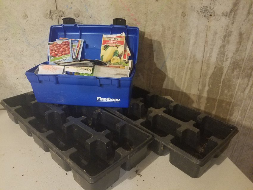 You can set up your seedlings anytime you like, but I would wait a bit longer before planting.