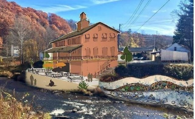 Views from the Lackawaxen may look a bit different in a few years.