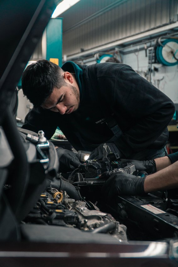 Qualified auto-repair workers are badly needed.