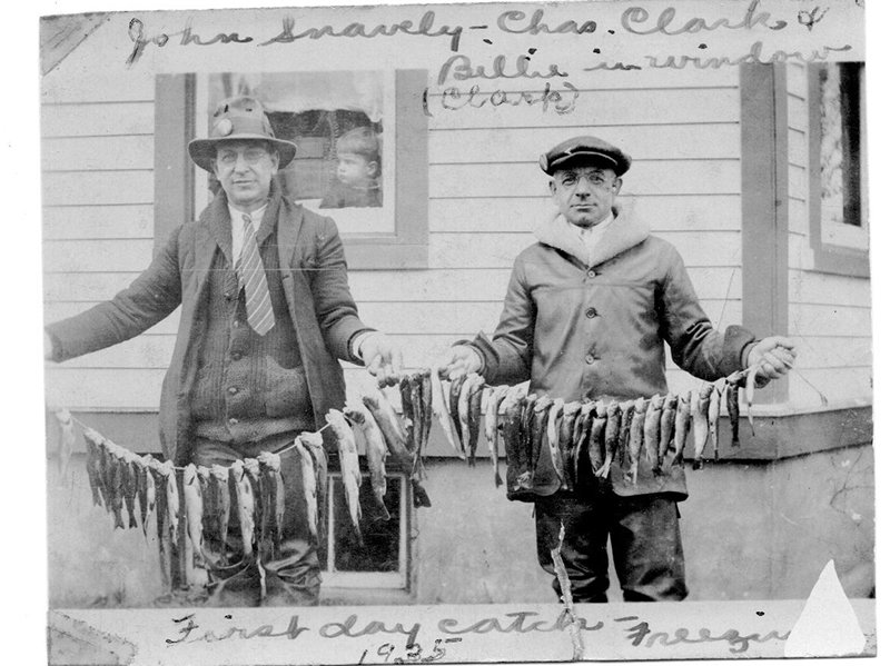 Photo provided by the Basket Historical Society
