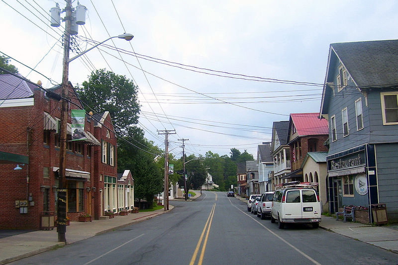 Mountaindale, NY in 2008.