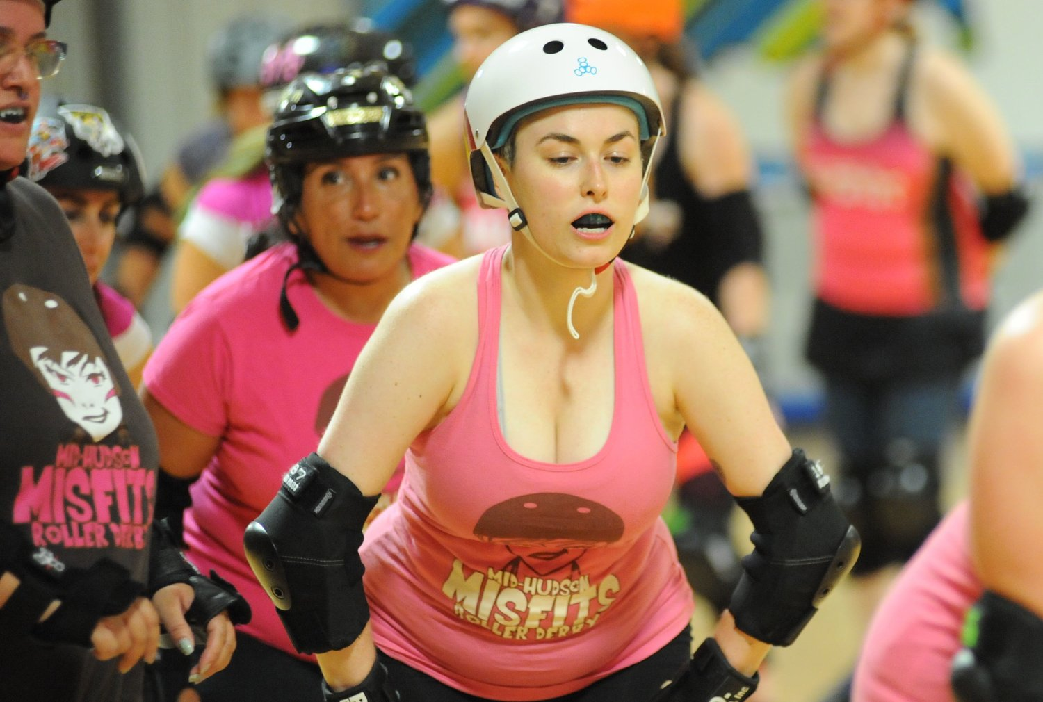 The Misfits: high rollers on skates | The River Reporter
