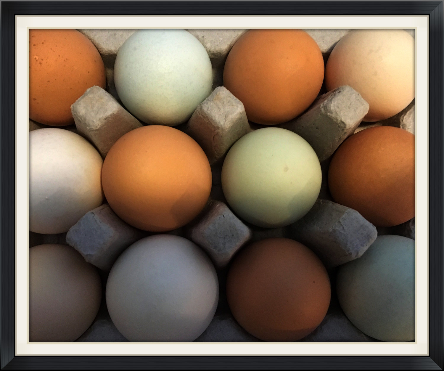 There is nothin' (IMHO) like farm-fresh eggs. One can find that and so much more at all of our local farmers' markets, scattered throughout the Upper Delaware River region