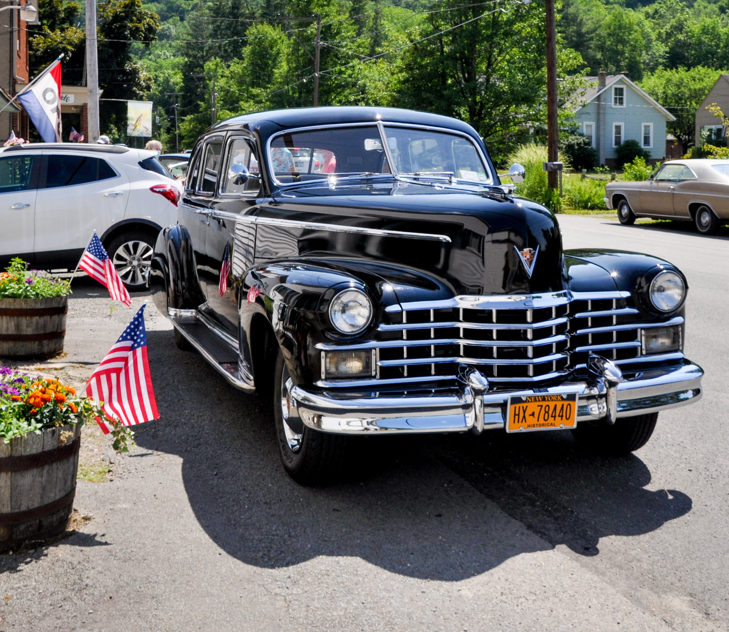 "David ""Scotty"" Greenberg's stunning 1947 Cadillac restoration was 17 years in the making."