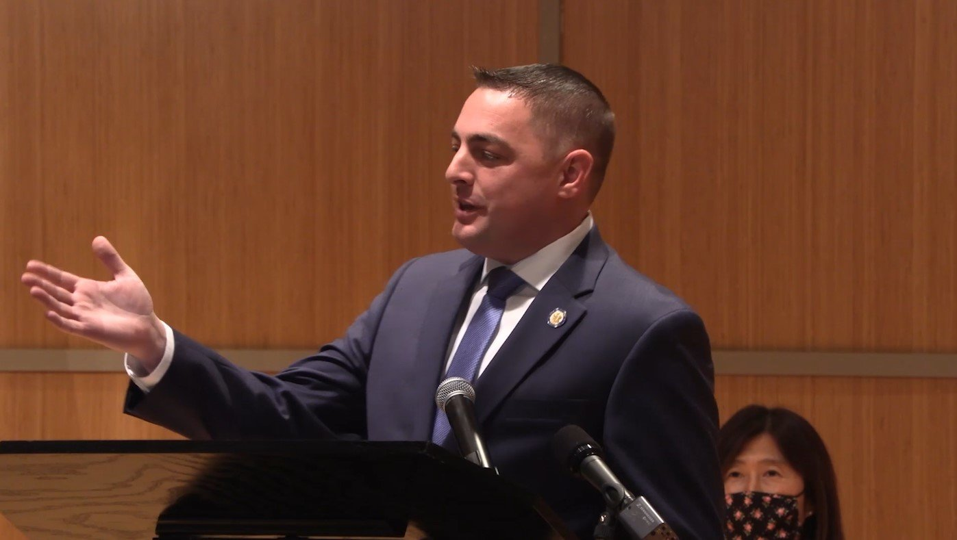Sen. Mike Martucci is calling for Gov. Andrew Cuomo's impeachment.