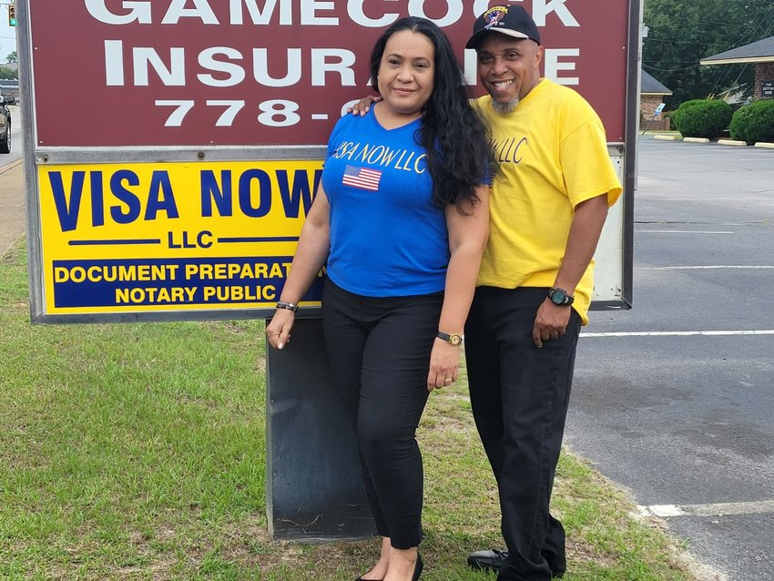 Nicole and Milton Gamble are expanding their business services after winning a $30,000 investment award.