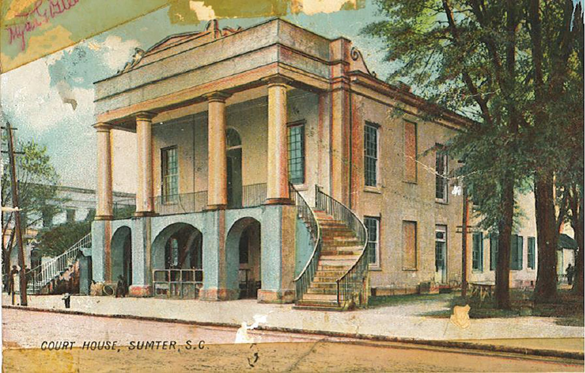 FROM THE SUMTER COUNTY MUSEUM PERMANENT COLLECTION