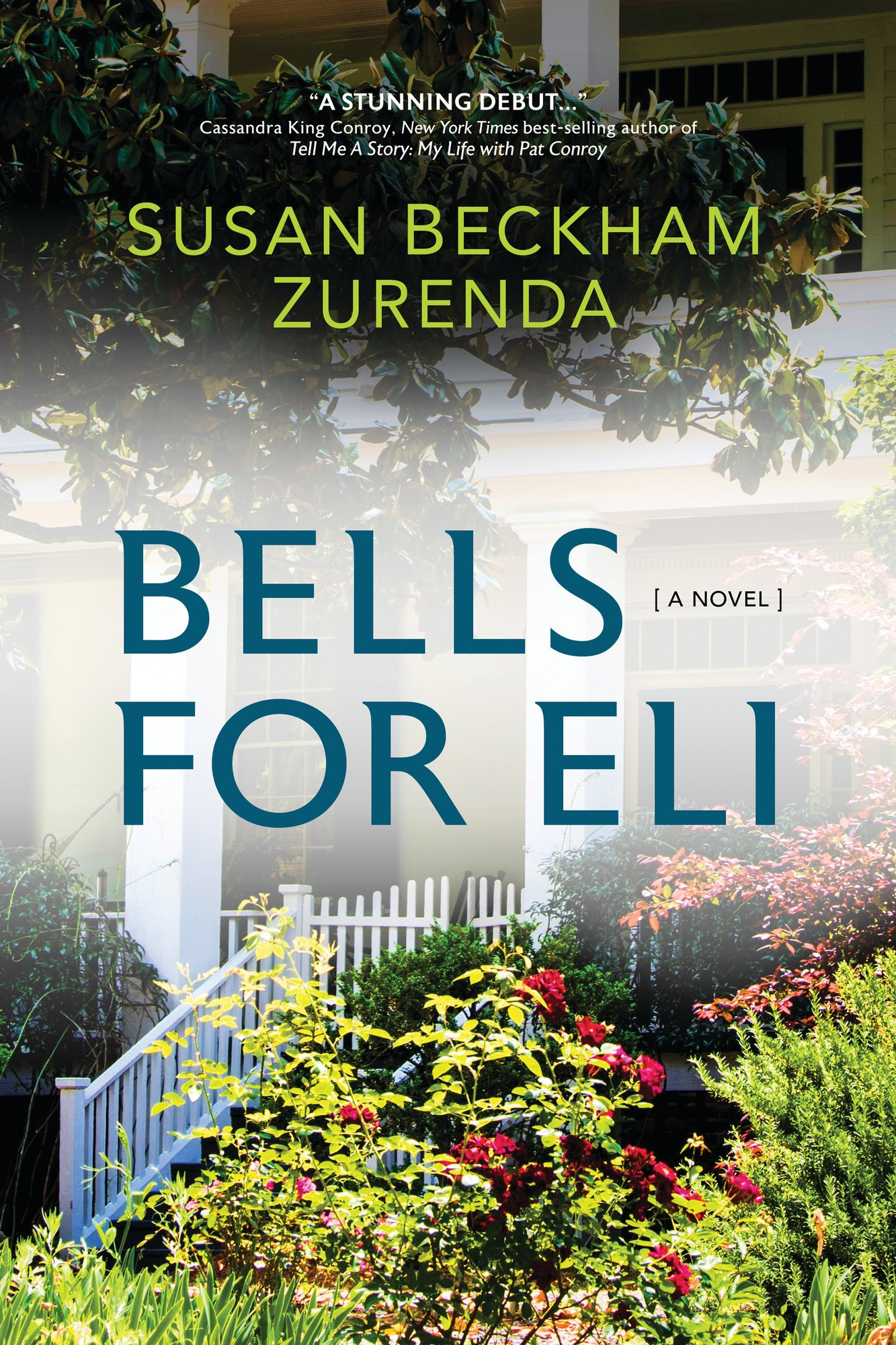 """Susan Beckham Zurenda will speak on the """"Small-town South in the 60's"""" in relation to circumstances and conflicts in her book, """"Bells for Eli,"""" at 6 p.m. Thursday at the Sumter County Museum."""
