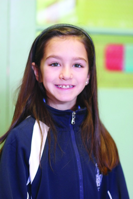 """""""For Lent I will be spending less time on technology ? like playing games. With less time on the iPad, you can spend more time with your family and pray with them during Lent."""" - Tessa Izzo, Grade 5, St. Mary School, Cranston"""