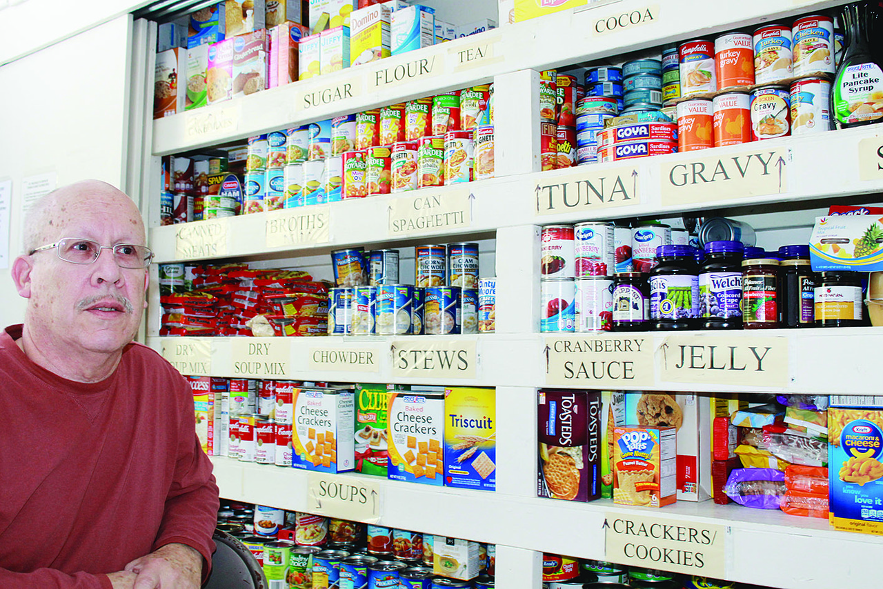 Food Pantries To See Boost In Aid From Lumen Gentium